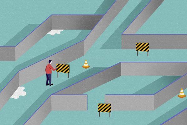 going-through-maze