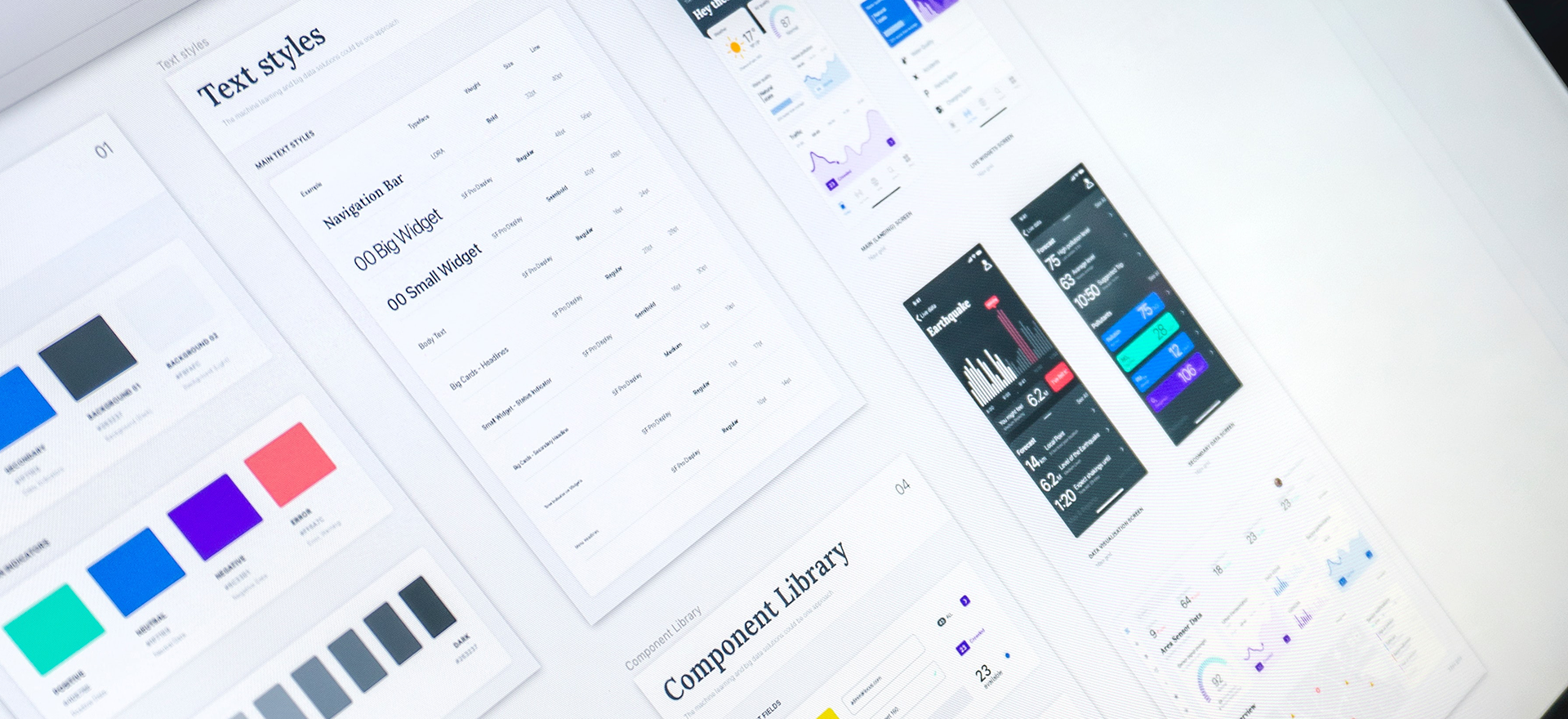 A Brief Guide to Design Systems for Product Designers