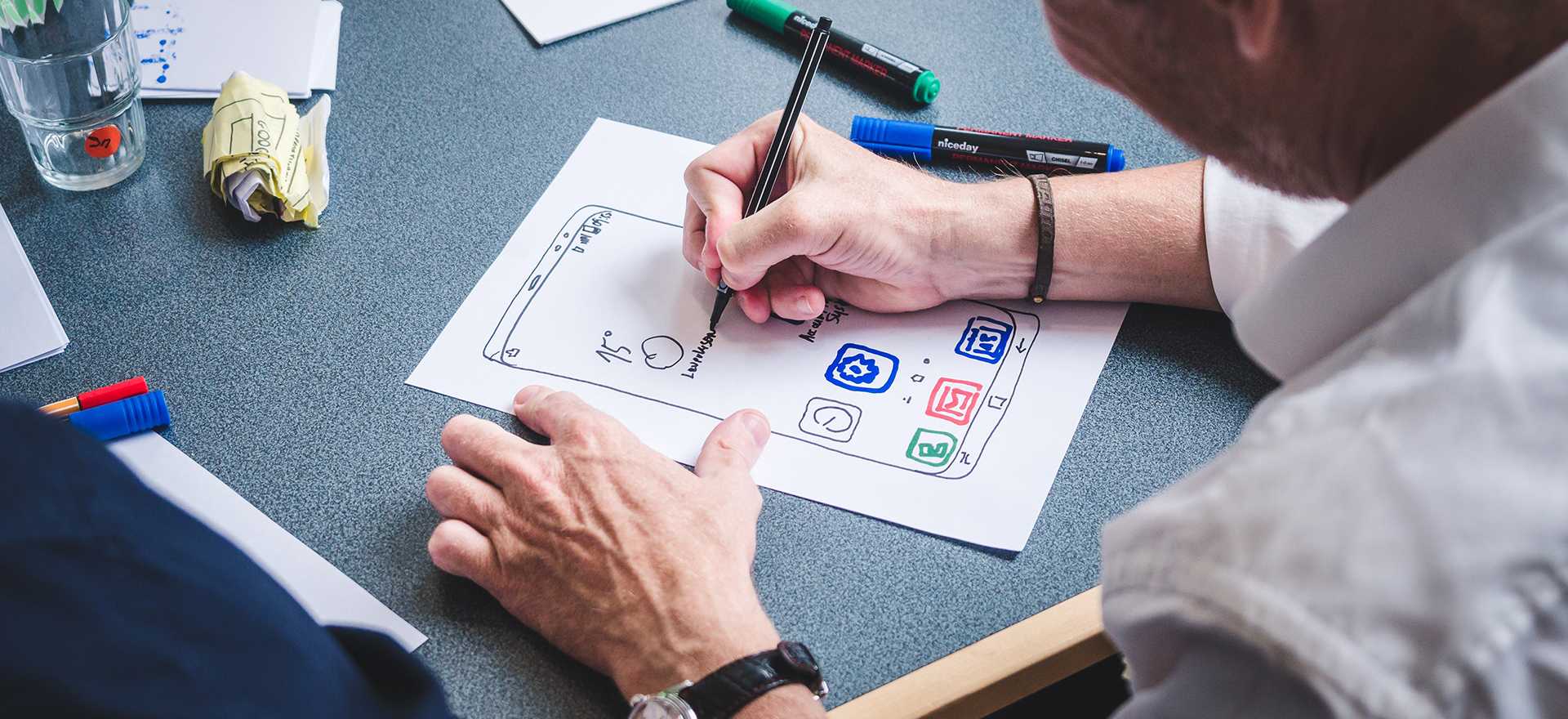 Got a Business Idea? Prototype it.